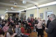Donnellan & McGahon Music Mss audience 2016