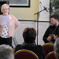 Eithne Vallely & Dónal O'Connor 'McGahon Music Mss' performance 2016