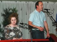 Megan & Dónal Mac Ruairí Concert 2016
