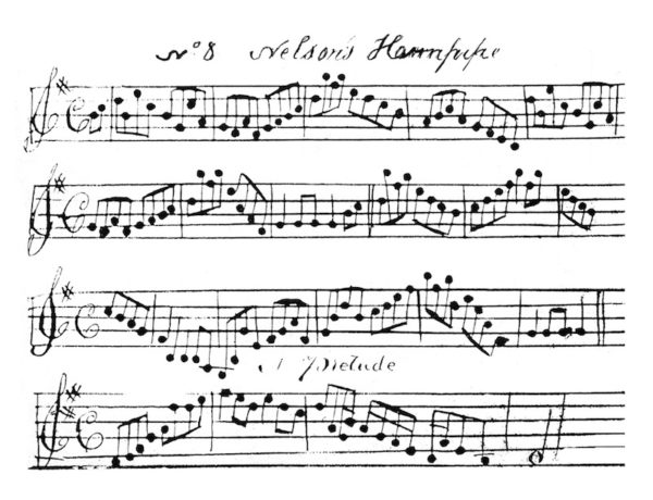 No 8 - Nelsons Hornpipe