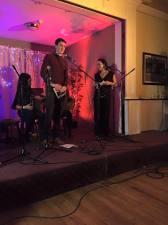 Paddy Ó Tiarnaigh agus Ceara Ni Choinn 2016