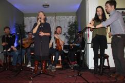 Seán McElwain, Dónal McCague, Tríona Ní Dhomhnaill, Pádraigín Ní Uallacháin, Clann O'Connor Concert 2016