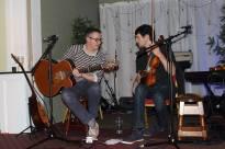 Seán McElwain and D¢nal McCague 'Slieve Beagh Music Mss' performance 2016