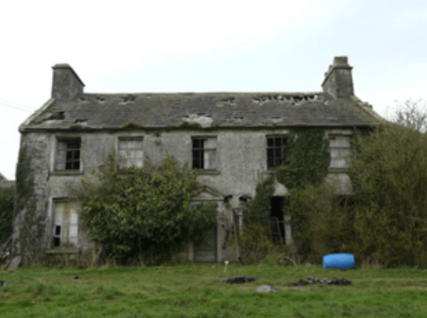 The Plunkett Mansion, Rocksavage, Co. Monaghan