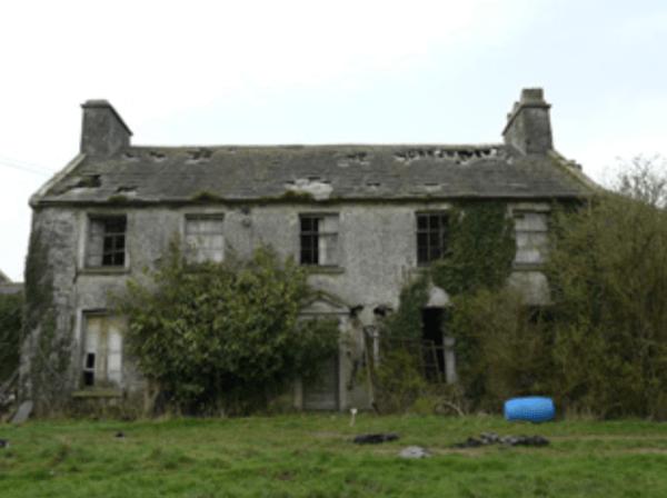 The Plunkett Mansion, Rocksavage, Co.Monaghan