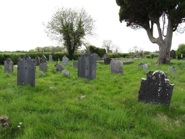 Urney Graveyard, south of Forkhill