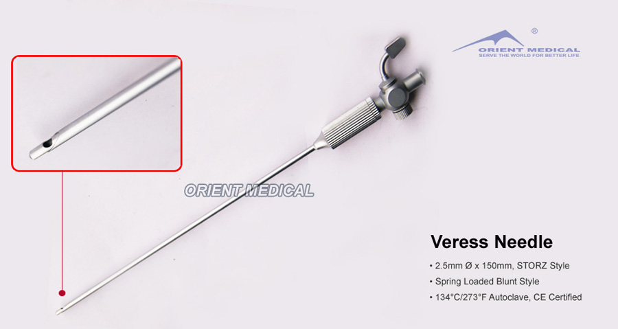 Image result for veress needle