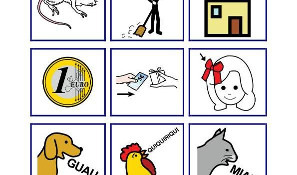 cuentos pictogramas ratita presumida
