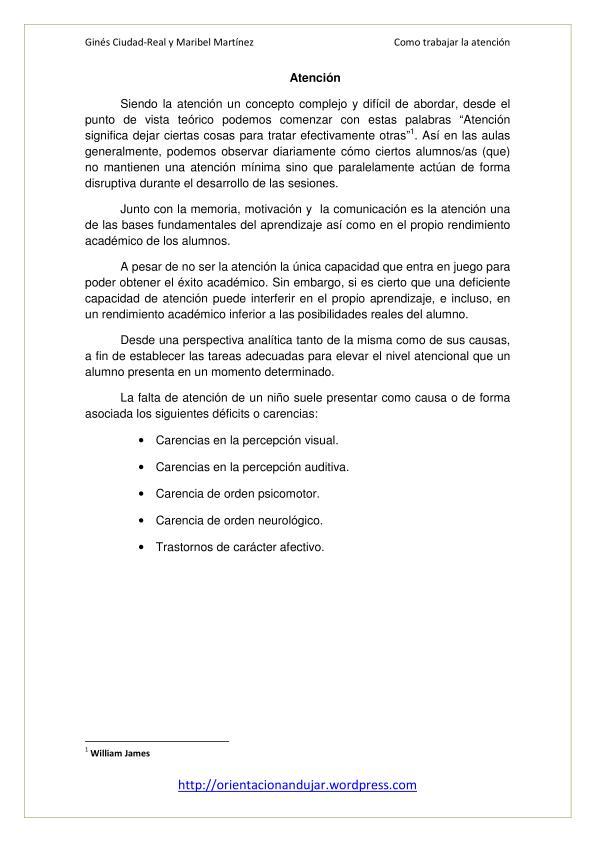 PAUTAS Y ACTIVIDADES PARA TRABAJAR LA ATENCION_02