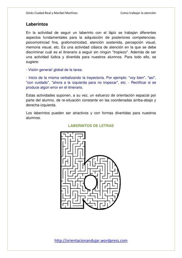 PAUTAS Y ACTIVIDADES PARA TRABAJAR LA ATENCION_12