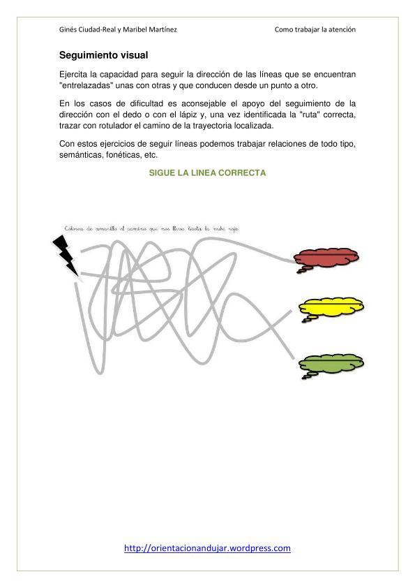 PAUTAS Y ACTIVIDADES PARA TRABAJAR LA ATENCION_13
