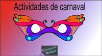 Para ayudar en estos días de crisis hemos preparado unas caretas de animales para estos días de Carnaval. Algunas de ellas las puden colorear nuestros alumnos a su gusto. EJEMPLOS […]
