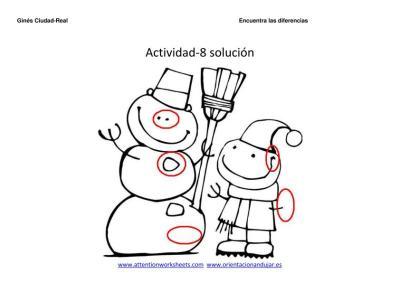 encontrar diferencias soluciones