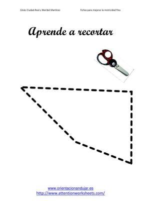 Aprende a recortar figuras con lineas rectas imegen 8