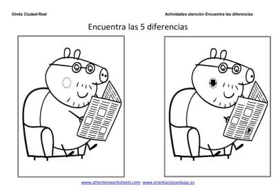 encuentra las diferencias dibujos animados para niños imagenes_4