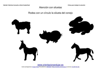 señala la silueta del animal doméstico aprendido imegenes_10