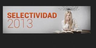 selectividad 2013