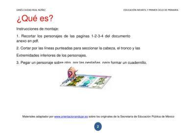 Ficha de trabajo actividad QUE ES imagenes_2