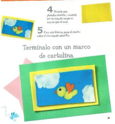 MANUALIDADES DE PLASTILINA IMAGENES_29