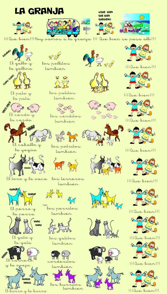 MUSICOGRAMA EL SONIDO DE LOS ANIMALES IMAGEN
