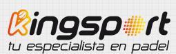 kingsport tienda de padel online andujar