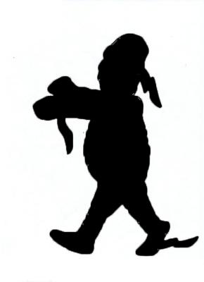 momia silueta