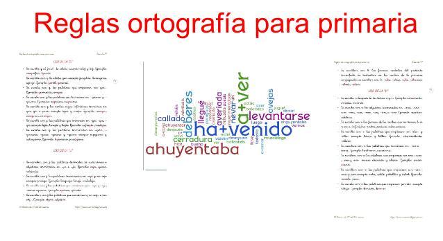 Fichas De Ejercicios Lengua Tercero Primaria Gramtica Y Ortografa