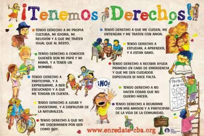 derechos del niño 2013 orientacion  andujar carteles 5