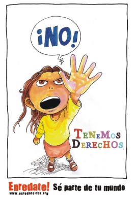 derechos del niño 2013 orientacion  andujar carteles 6