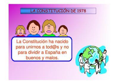 la constitucion en imagenes actividades para infantil y primaira (2)