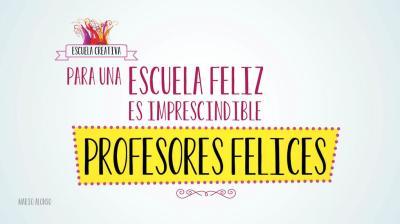profesores felices