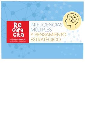 Inteligencias multiples y aprendizaje estrategico PROFESOR 1