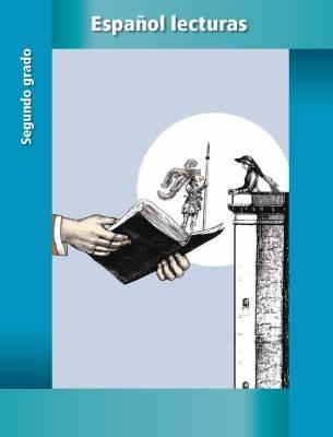 Libro de lecturas para segundo de primaria o segundo grado imagen portada