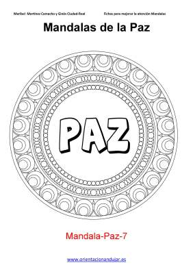 Coloreamos las Mandalas de la  paz 2014 de Orientacion Andujar_Página_08