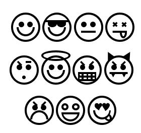 FUENTO EMOTICONS