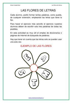 Actividades lectoescritura las flores de las letras imagenes_01
