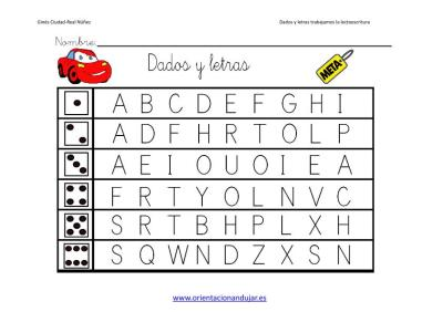 Dados y letras trabajamos la lectoescritura imagen_7
