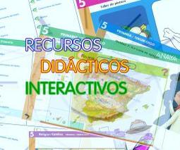 RECURSOS DIDACTIVCOS INTERACTIVOS