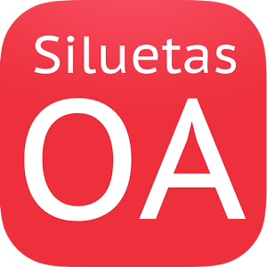 logo app siluetas