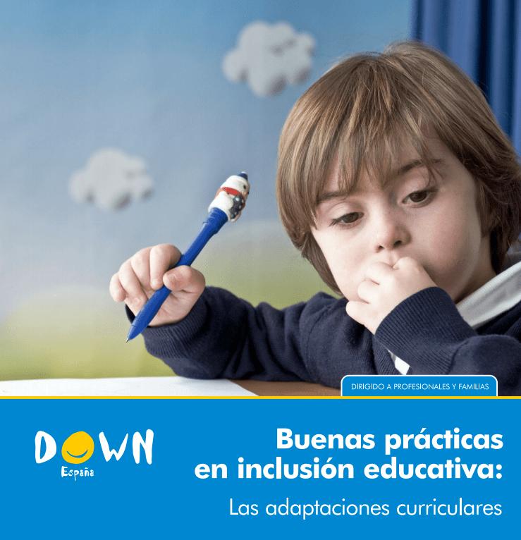 Buenas prácticas en inclusión educativa: las adaptaciones curriculares