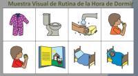 Un horario visual es un grupo de dibujos que muestra lo que pasa durante el día. También sirve para mostrar lo que sucederá durante una actividad. Un horario visual puede […]