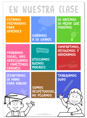 NORMAS CLASE PIPO