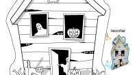 Continuando con la temática de halloween que pronto trabajaremos en nuestros colegios con fichas de halloween en educación primaria y educación infantil. Continuamos con esta divertida actividad para recortar colorear […]
