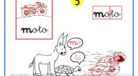 """Seguimos con las letras de este fantástico metodo de lectoescritura denominado""""PASO A PASO""""es un material destinado al aprendizaje simultaneado de la lectura y de la escritura de la lengua castellana. […]"""