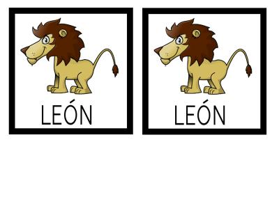MEMORY LEON