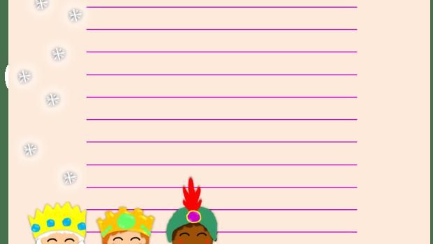 carta reyes magos BONITA - Orientación Andújar - Recursos