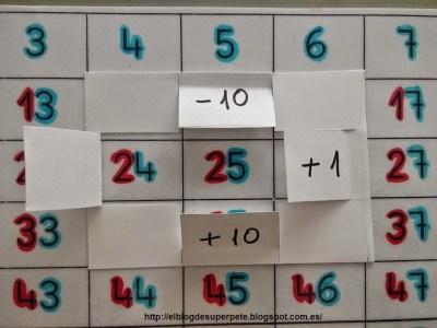 Crucinumeros aprendemos los numeros de 1 al 100 IMAGEN 1