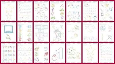 Cuadernillo de actividades de educación preescolar 2 Actividades ...