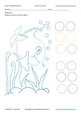 Cuadernillo de actividades de educación preescolar 1 en imagenes (10)