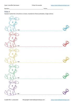 Cuadernillo de actividades de educación preescolar 1 en imagenes (4)